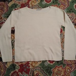 Tops - Women's Cream-colored top